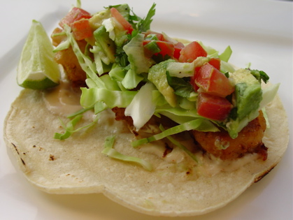 Fish Taco Sauce Recipe on Baja Fish Tacos Recipe   Average Bettyaverage Betty