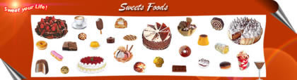 Sweets Foods