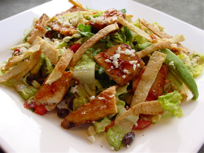 Barbeque salad recipes
