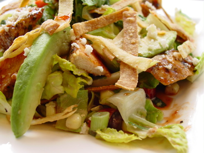 Baja Chicken Salad Chicken Salad Recipe