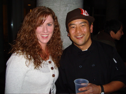 Average Betty and Chef Roy Choi