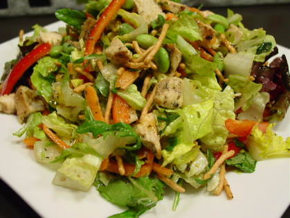 Chinese Chicken Salad Recipe - Average Betty