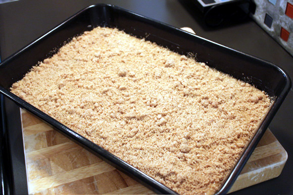 Top Secret Coffee Cake Recipe