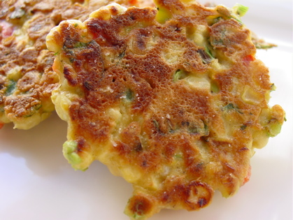 Savory Corn Fritters Recipe Average Betty