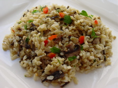 Average Betty's Wild n' Crazy Wild Rice