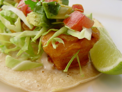 Fish Taco Sauce Recipe on Baja Fish Taco Sauce Recipe