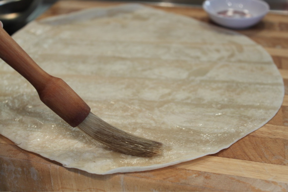 Flour Tortilla Bowl