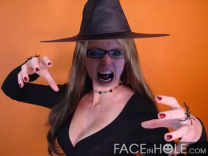 Julia Roy Witch