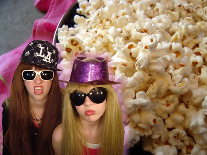 Kettle Popcorn Features