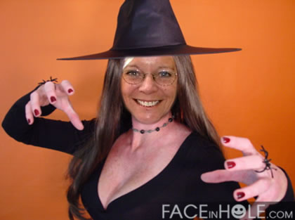 Miss Cellania Witch