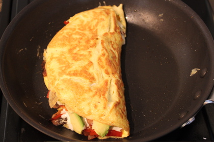 Average Betty Omelette Recipe