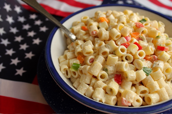 Get the Macaroni Salad recipe!