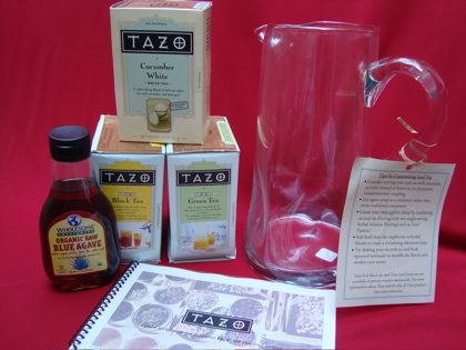 Yummy Tazo Tea