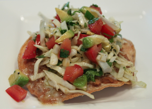 Tostada Recipes | Mexican Food Recipes