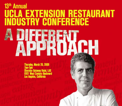 UCLA Extension Restaurant Industry Conference