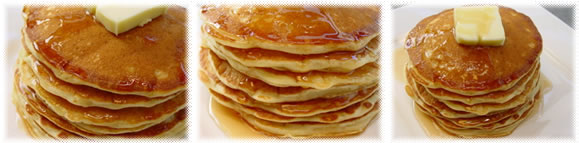 How to Make Buttermilk Pancakes Recipe