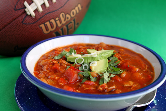 Chipotle Chicken Chili Recipe