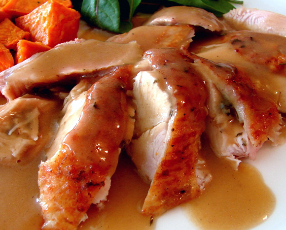 Chef John's Turkey and Gravy