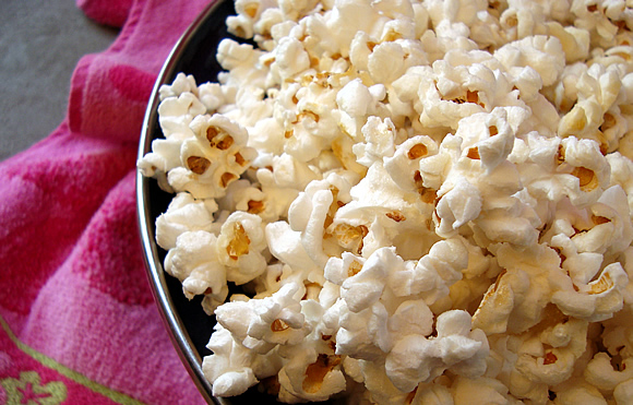 How to Make Kettle Popcorn Recipe