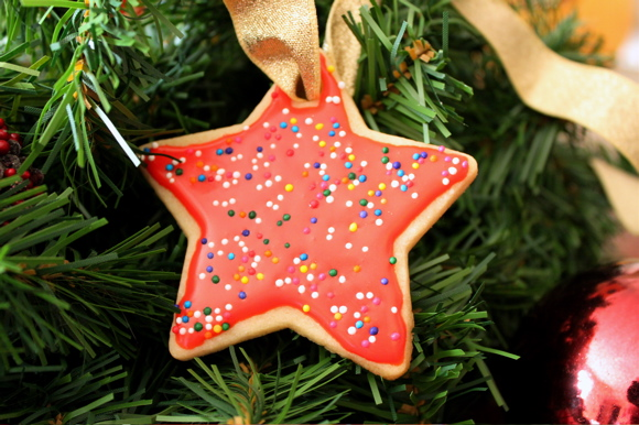 How to Make a Sugar Cookie Ornament
