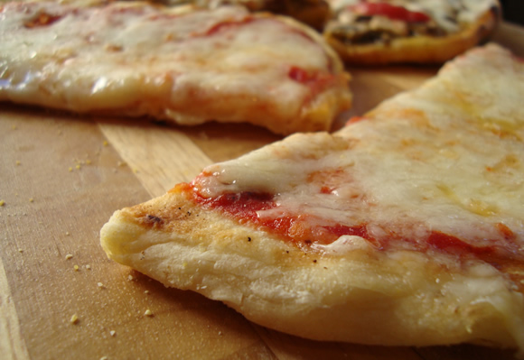 Get the Pizza Dough Recipe