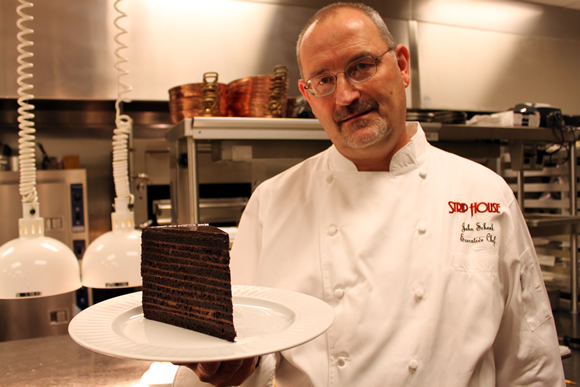 John Schenk, Executive Chef of Strip House