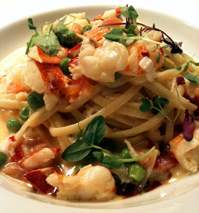 Maine Lobster Linguine