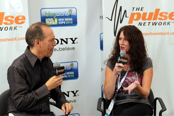 Steve Garfield and Sara O'Donnell on The Pulse
