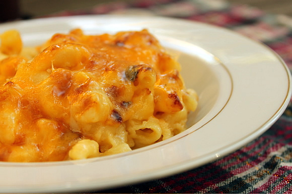 Stove top Mac n' Cheese Recipe