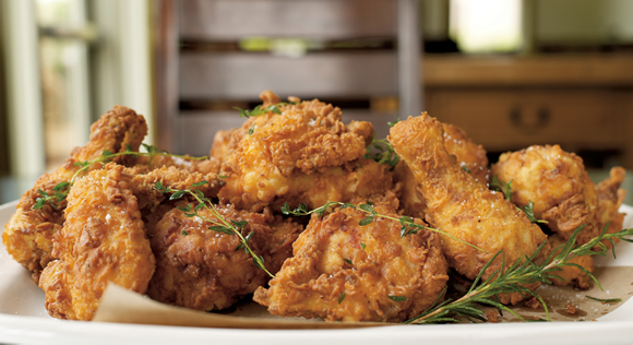 Make Thomas Keller's Ad Hoc Fried Chicken!
