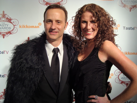 Brian Boitano at the Tasty Awards 2011