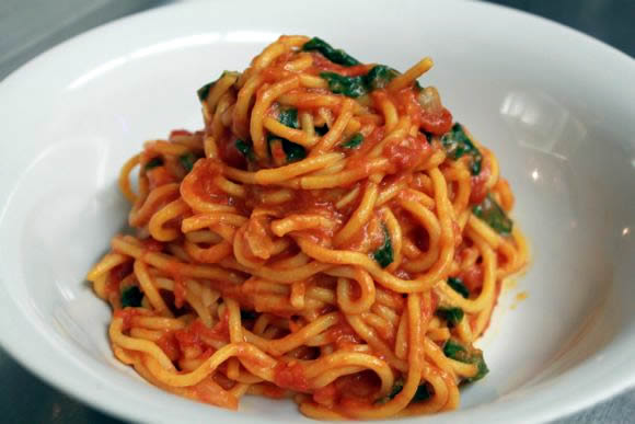 Spaghetti Alla Chitarra