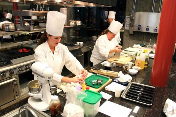 Honey 101 at The Culinary Institute of America