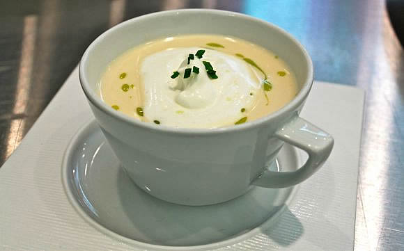 White Tomato Bisque