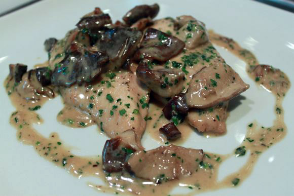 Fabio Viviani's Chicken Marsala