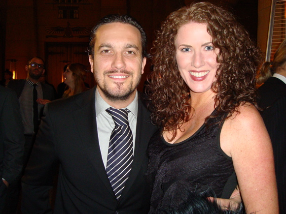 Top Chef Fabio Viviani at the Tasty Awards 2011