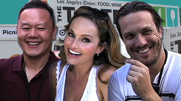 UNCHOPPED! Celebrity Chefs on Cooking For Kids Video on Babble