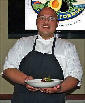 Chef Evan Cruz