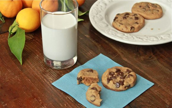Click for Peanut Butter Chocolate Chip Cookies
