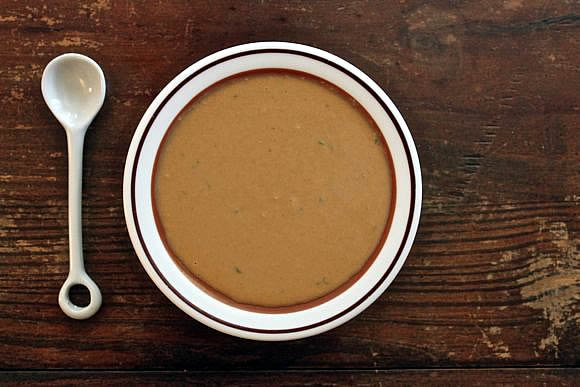 Click for the Peanut Sauce Recipe