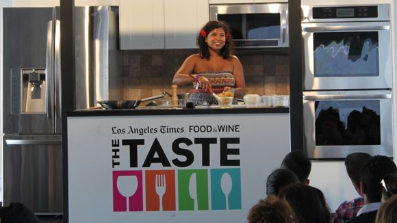 Aarti Sequeira at Los Angeles Times | Food & Wine The Taste 2011
