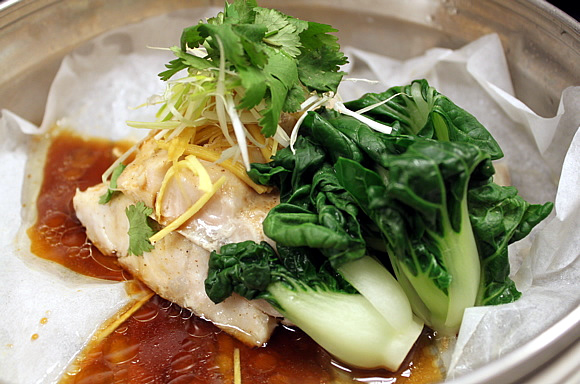 Steamed Fish, Xino