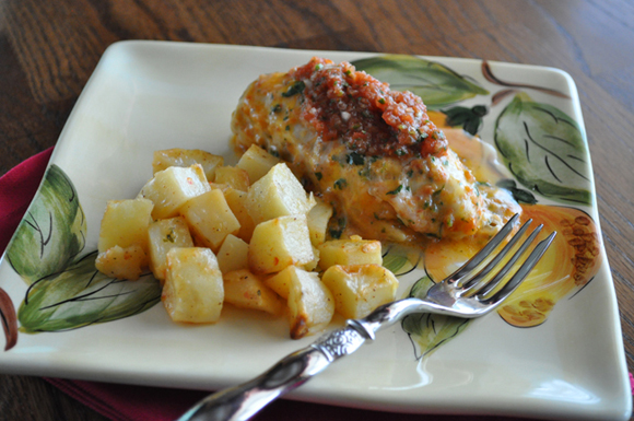 Cilantro-Lime Chicken & Idaho Potatoes from Jessica Reddick, My Baking ...