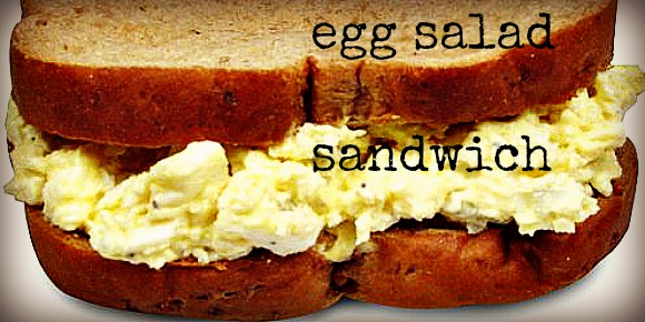 Egg Salad Sandwich via What's Cooking America