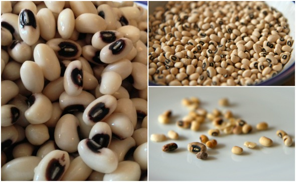 Spicy Blackeye Peas Recipe