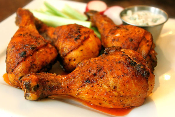 Buffalo Chicken Drumsticks Recipe