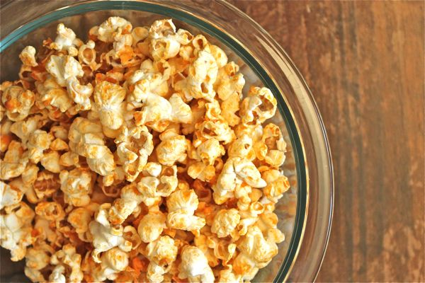 How to Make Buffalo Popcorn Recipe
