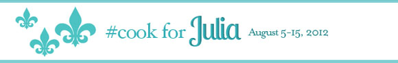 Check out my Tribute to Julia on PBS Food!