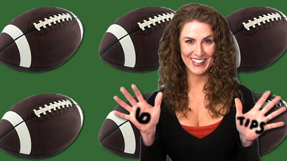 6 Tips for an Awesome Football Party Video on Babble