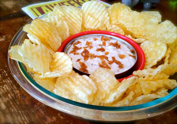 Homemade French Onion Dip Recipe